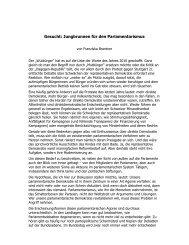 Parlamentarismus Franziska Brantner
