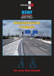 BSWF ››System Spengler‹‹ - PR Agentur Hamburg