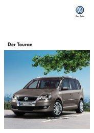 Der Touran - Tauwald Automobile