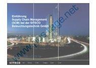 Siteco-Maier-Vortrag in Aachen 10.10.07 - CIM Aachen