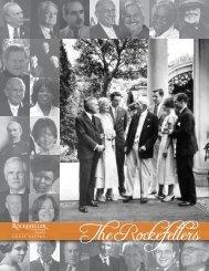 Great givers - Rockefeller Philanthropy Advisors