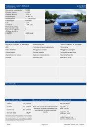 Volkswagen Polo 1.2 United 9.359 EUR - Auto Kühn GmbH