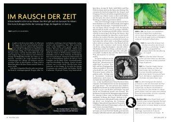 Die Geschichte des Kokain - Martin Schwarzbeck