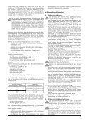 Allgemeines Benutzerhandbuch für Stromerzeuger - Rotek - Seite 5