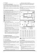 Allgemeines Benutzerhandbuch für Stromerzeuger - Rotek - Seite 7