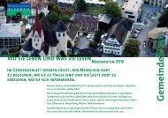 Tarife Gemeindeblatt 2013 - Marktgemeinde Rankweil
