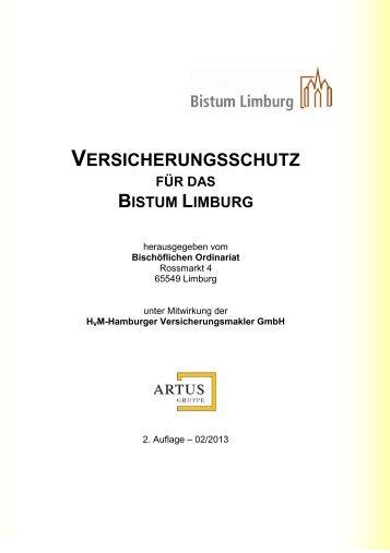 Versicherungsschutz für das Bistum Limburg