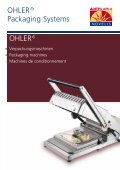 NOVELIS OHLER® Packaging Systems - Page 2