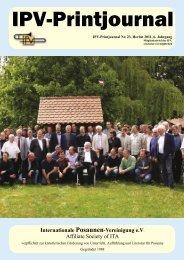 Internationale Posaunen-Vereinigung e.V. Affiliate ... - Stefan Schulz