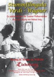 Flyer der Veranstaltung als Download - Lichtburg Essen