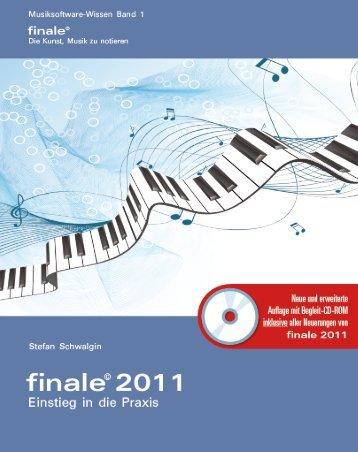Finale - Einstieg 2011.book