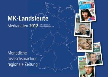 MK-Landsleute - MK Germany