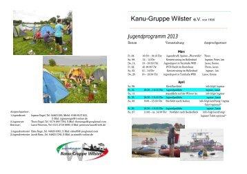 als .pdf-Datei downloaden - Kanu-Gruppe Wilster e.V.
