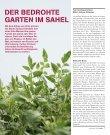 Haupteportage «Der bedrohte Garten im Sahel - Seite 2