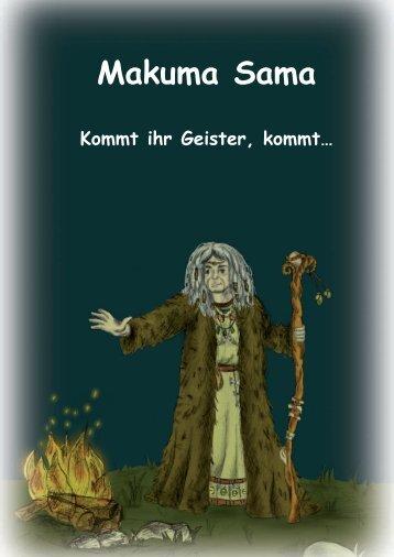 Download der Broschüre Makuma Sama - Kommt ihr ... - Dade.at