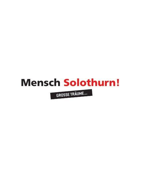 Mensch Solothurn! - Der Medienpreis