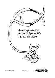 GuSp Anatomy - Pfadfinder und Pfadfinderinnen Österreichs