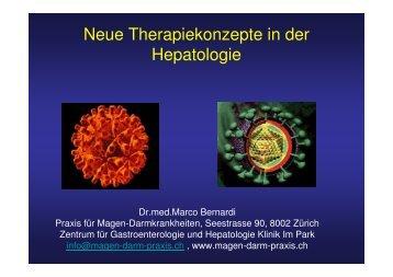 Chronische Hepatitis C - Praxis für Magen-Darmkrankheiten