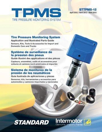 Tire Pressure Monitoring System Système de surveillance de la ...