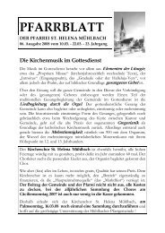 Pfarrblatt Nr. 06/2008 (327 KB) - .PDF