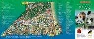 Tiergartenlageplan Sommer - Tiergarten Schönbrunn