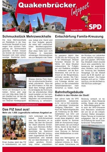 Schmuckstück Mehrzweckhalle Entschärfung Famila ... - SPD Artland