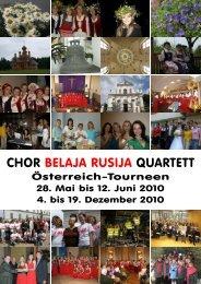 Chorfolder 2010 - chor-belajarusija.info