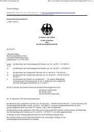 BVerfG, 2 BvR 1750/12 vom 12.12.2012