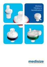 Medisize Filtration & Humidification