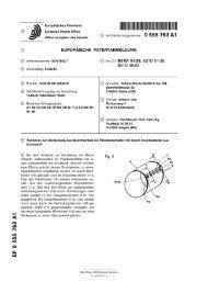 Verfahren zur Herstellung des Blechmantels für Palettenbehälter mit ...