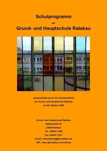 Schulprogramm Grund- und Hauptschule Ratekau - GHS Ratekau ...