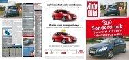 DAUERTEST KIA CEE'D 1.6 CRDi EX - Kia Motors