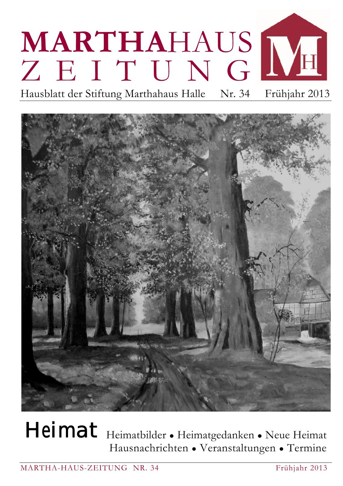 4 Free Magazines From Stiftung Marthahaus De
