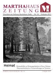 MH_Zeitung_2013_34.pdf - Stiftung Marthahaus