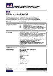 Produktinformation - Webkat