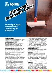 Ultracoat Premium Base Ultracoat Premium Base - Mapei