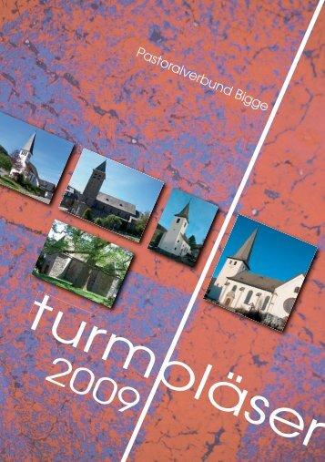 Turmbläser 2009 - Pastoralverbund-Bigge