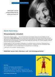 Struwwelpeter reloaded - Künstleragentur Jutta Tempelmann