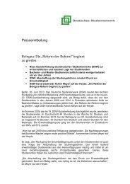 """Die """"Reform der Reform"""" beginnt zu greifen - Deutsches ..."""