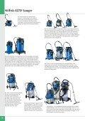 Nilfisk-ALTO Saugerprogramm - Seite 3