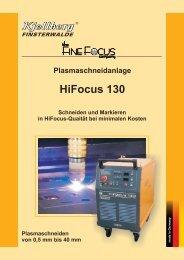 HiFocus 130 - Kjellberg