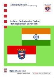 Indien – Bedeutender Partner der hessischen Wirtschaft - Invest-in ...