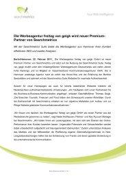 PDF Version - Searchmetrics