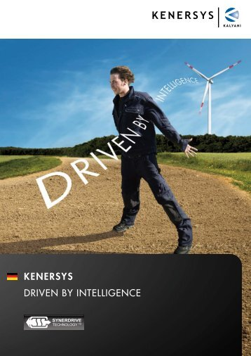 KENERSYS DRIVEN BY INTELLIGENCE