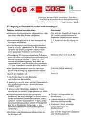 Überlegungen aus MediatorInnensicht zum Papier ... - Peteradler.at