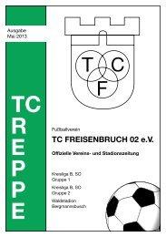 TC Treppe - des TC Freisenbruch 02