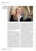 Beitrag von JUVE-Redakteurin Silke Brünger in azur 01 | 2013 - Seite 3