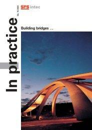 Building bridges …