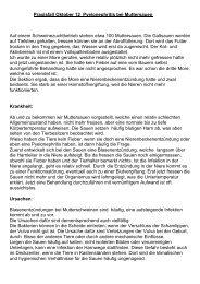 Praxisfall Oktober 12 Pyelonephritis.pdf - AG für Tiergesundheit