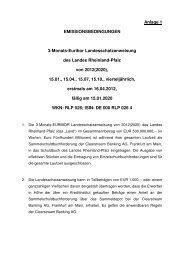RLP 026 - Finanzministerium Rheinland-Pfalz